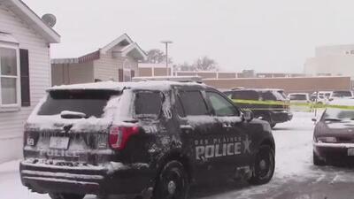 Autoridades investigan un asesinato ocurrido en un parque de casas móviles en Des Plaines