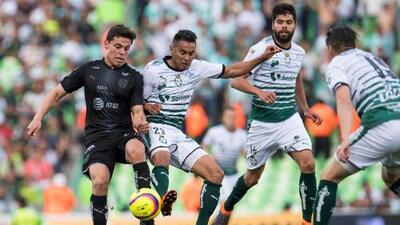 Cómo ver Santos Laguna vs Monterrey en vivo, por la Liga MX
