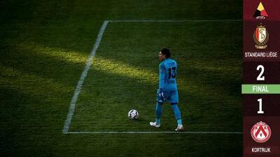 'Memo' Ochoa y el Standard dan la voltereta en el último suspiro