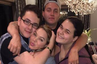 Llena de amor: así celebró Chiquis su cumpleaños