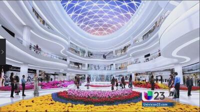 Construirían gigantesco centro comercial en Miami
