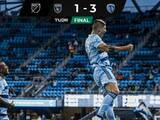 Con golazos de Chofis y Pulido, Sporting KC derrotó al SJ Earthquakes