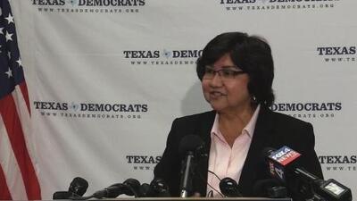 Lupe Valdez busca ser la primera demócrata en llegar a la gobernación de Texas desde 1994