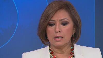 """Rosario Marín: """"Donald Trump puede ser político, pero no es gobernante"""""""