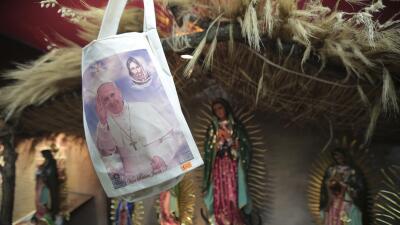 ¿Qué hará el papa Francisco en México?