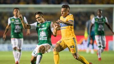 Cómo ver León vs. Tigres vivo, por la Liga MX 5 enero 2019
