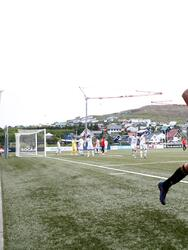 Soccer Football - Euro 2020 Qualifier - Group F - Faroe Islands v Spain - Torsvollur, Torshavn, Faroe Islands - June 7, 2019 Spain's Rodri during the match REUTERS/Sergio Perez