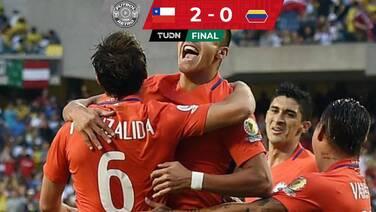 Fútbol retro   El día que Chile demostró que podía repetir el título