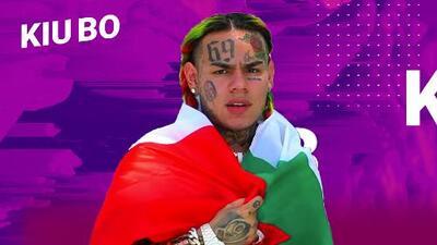 Tekashi69, el rapero de origen boricua-mexicano arrestado por vínculos con una temida ganga neoyorkina
