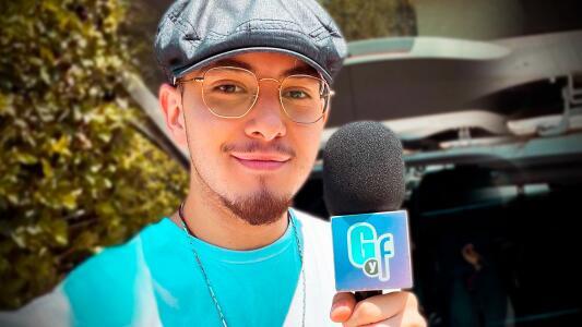 Hijo de Jenni Rivera estrena 'trabajo' como reportero de El Gordo y La Flaca