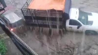 Lluvias en Venezuela generan caos en las últimas horas