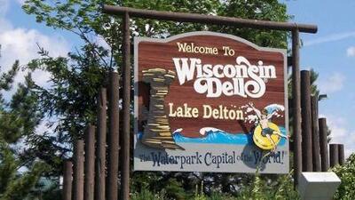 Gana unas vacaciones a Wisconsin Dells!