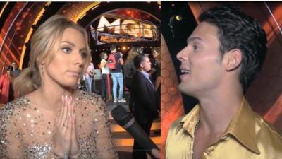 Irina y Emmanuel, los exnovios de MQB hablan sobre cómo será su rivalidad en la pista