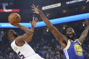 Carrusel NBA: Warriors amarran título divisional, los Lakers ganan sin LeBron y más