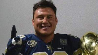 Encuentran sin vida a jugador de fútbol americano de la LFA en México