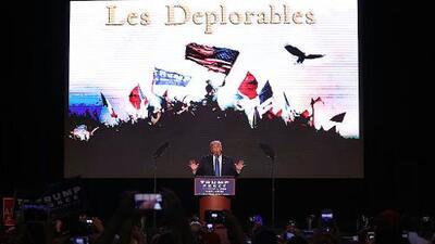 """El empresario cubano que quiere organizar una """"nación de deplorables"""" para apoyar a Trump"""
