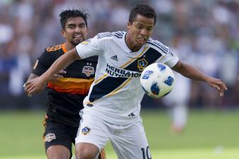 En fotos: el paso agridulce de Giovani dos Santos por LA Galaxy
