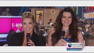 Auriespacio: Chiquis Rivera cantará a dúo con Laura Pausini