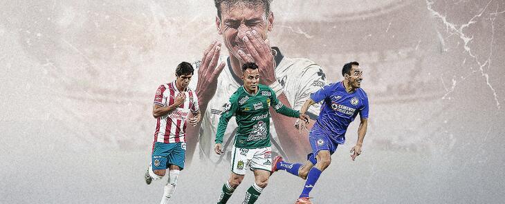 ¿Qué necesitan Cruz Azul, León, Chivas y Pumas para llegar la Final?