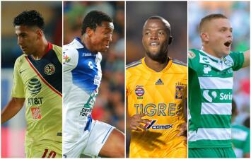 Latinoamérica representada: los foraneos de la Liga MX que jugarán la fecha FIFA
