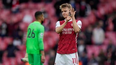 Arsenal, fuera de torneos europeos por primera vez en 26 años