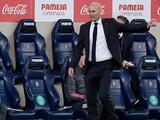 Zidane se niega a hablar de la Superliga, evita la Champions y solo piensa en el Cádiz