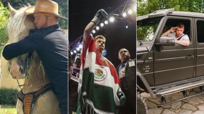 Canelo Álvarez fuera del ring: su música, pasiones y extravagancias
