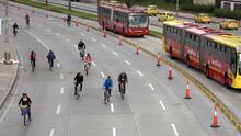 Tres horas al día sin autos: la radical propuesta de Bogotá para reducir la contaminación y mejorar el tránsito