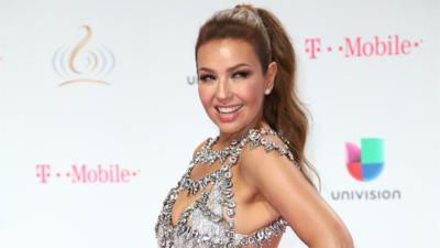 Thalía estrena 'Junto a ti' y abre la puerta a un reencuentro con Timbiriche