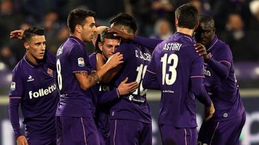 Fiorentina y Carlos Salcedo regresan a la senda del triunfo en casa