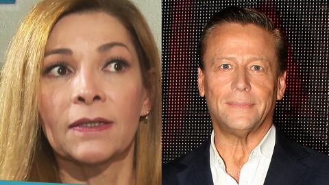 Mary Paz Banquells culpa a su exesposo Alfredo Adame del fuerte accidente automovilístico que sufrió con sus hijos