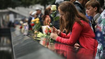 Con sentidas ceremonias se rindió homenaje a las casi 3,000 víctimas que dejaron los ataques terroristas del 9/11