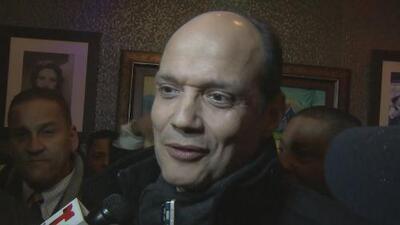 """""""Hoy tenemos una dictadura más perversa"""": Ramfis Domínguez Trujillo responde a protesta en el alto Manhattan"""