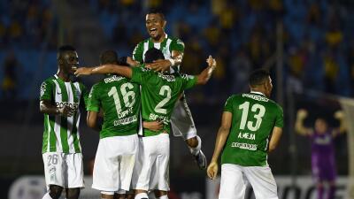 Atlético Nacional aprovecha derrota de Millonarios y es nuevo líder en Colombia