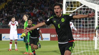 Alemania 1-2 México: El Tri Sub 17 vence a Alemania y termina líder de su grupo