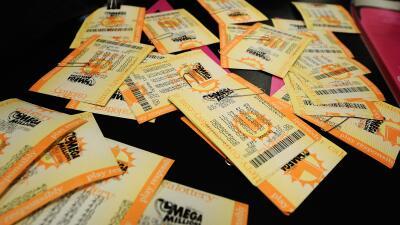 Un solo boleto de lotería ganó 521 millones de dólares y fue vendido en Nueva Jersey