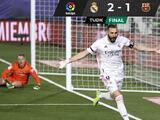 ¡Hay nuevo líder! Real Madrid gana el Clásico y toma la cima de LaLiga