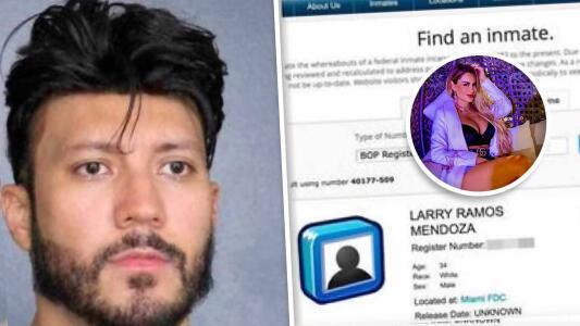 Pagó 5 mil dólares y ahora espera su juicio: Larry Ramos recupera su libertad tras ir a la cárcel en Miami