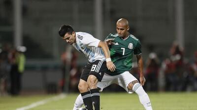 Cómo ver Argentina vs. México en vivo amistoso FIFA