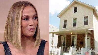 Emocionada, JLo recordó que escapaba por la ventana de la casa y más travesuras de su niñez en El Bronx