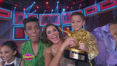 Mar Contreras y Edsson Antonio fueron los segundos ganadores