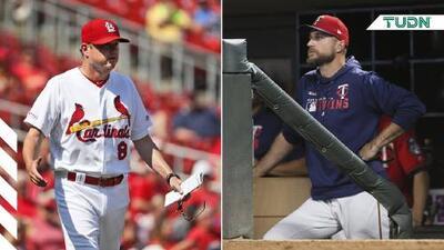 Shildt y Baldelli, Managers del Año en la MLB