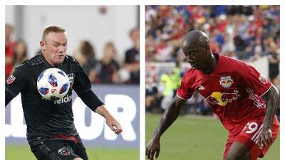 El duelo de artilleros ingleses en la MLS encabeza el adelanto de la Jornada 22 de la liga