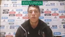 "Héctor Moreno sobre COVID: ""Sentimos un poco de preocupación"""