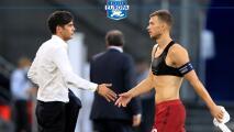 ¿Mensaje para su DT? Dzeko cree que Roma nunca entendió cómo jugar ante Sevilla