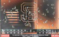 MLB: Giants usarán fotos de fans en el Oracle Park