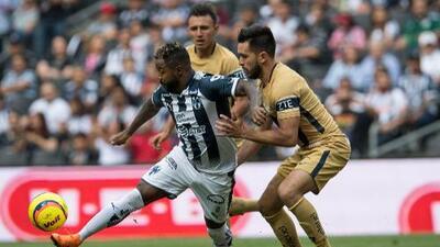 Cómo ver Monterrey vs Pumas en vivo, por la Liga MX