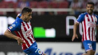 ¡Santa remontada! Chivas le pegó a Santos en Copa MX