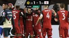 Futbol retro | América luchó pero quedó eliminado ante Toronto