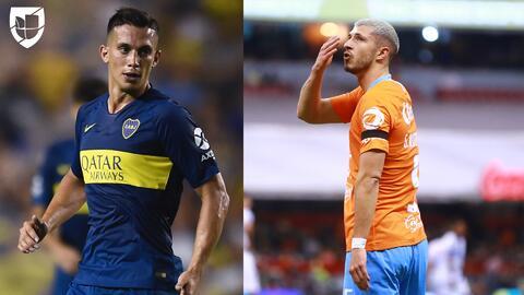Marcone y Guido, contrastantes en selección argentina